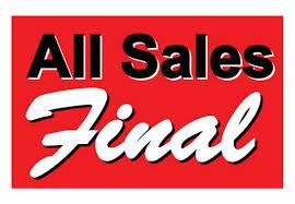Business Liquidation Sale