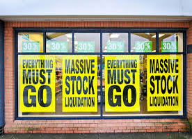 Liquidation an Exit Strategy From Your RetailBusiness