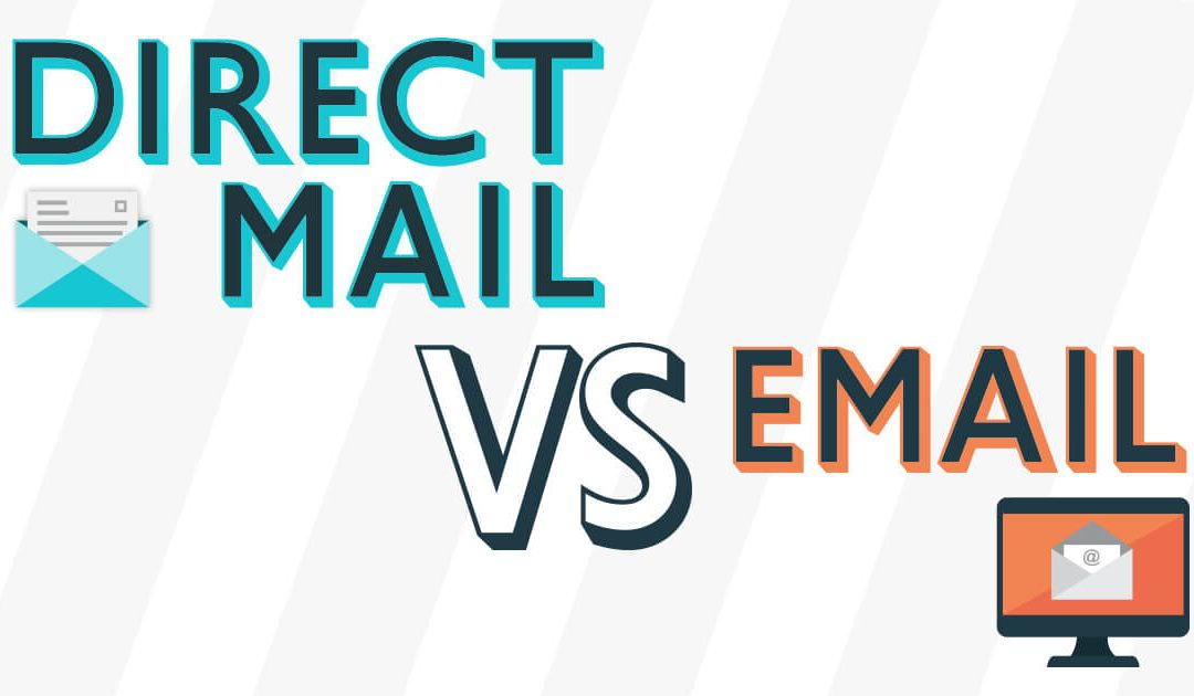 Direct Mail vs. Email Marketing for a Store Closing Sale or Retirement Sale