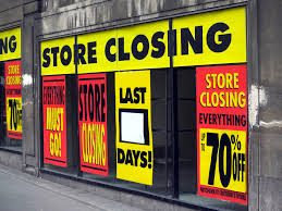 Is It Time To Consider A Store Closing Sale?